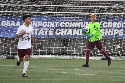 Franklin vs  Summitt 6A Boys soccer championships 111619 leon N18