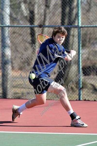Boys High School Tennis 2015