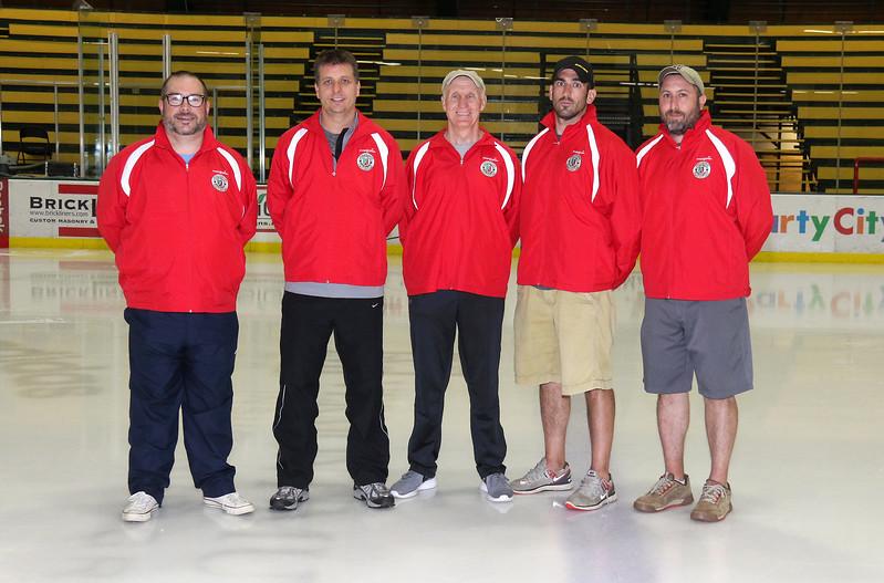 2017 NH Coaches