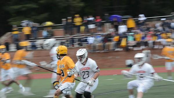 I.A.C Lacrosse Championship Landon 18, Bullis 7