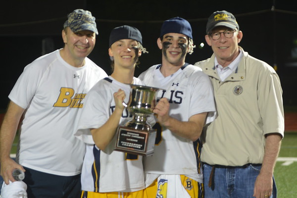 IAC Lacrosse Championship 2019 Bullis 13, SSSA 9