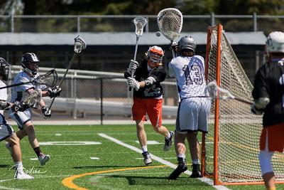 Boys Lacrosse v. Bellarmine (Playoffs)
