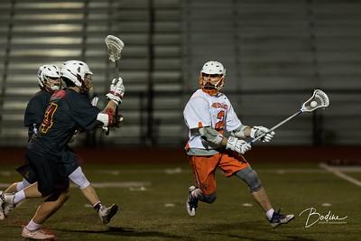 Boys Lacrosse (V) v. Lakeside (at EC)