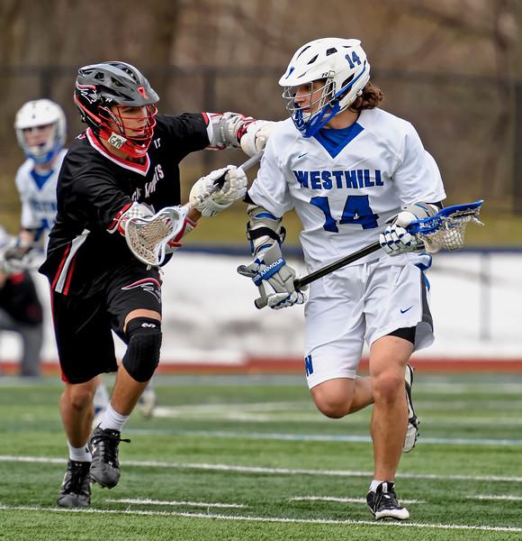 Westhill vs Tully - Boys Lacrosse - Mar 29, 2017