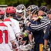 Jamesville-DeWitt vs Victor(Rochester) - Boys Lacrosse - May 13, 2017