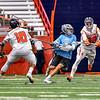 Johns Hopkins at Syracuse - Mens Lacrosse - Mar 9, 2019