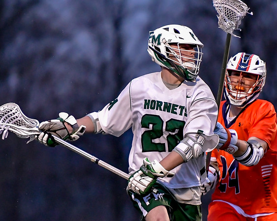 Fayetteville-Manlius vs Liverpool - Boys Lacrosse - April 18, 2019