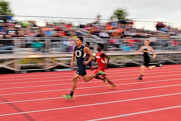 Boys Regional Track & Field  5-25-17