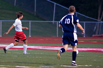 Not a very interesting photo, except when you know that that particular shot resulted in a goal.