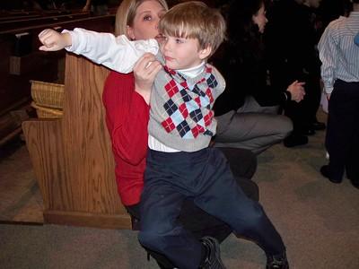 2008 Brendans first Christmas Concert
