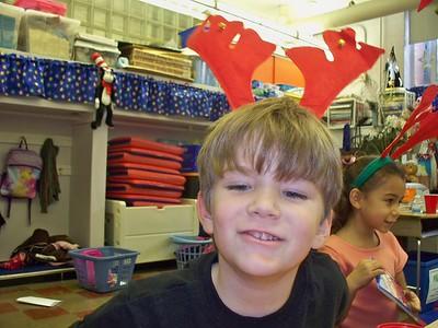 2009-12-17 Brendan Christmas School Party 12-17-2009