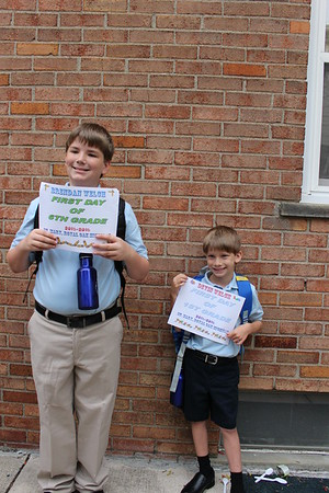 2015-09-08 First day of School Sept 08, 2015