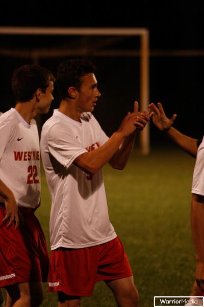Boys Soccer vs. Bethany