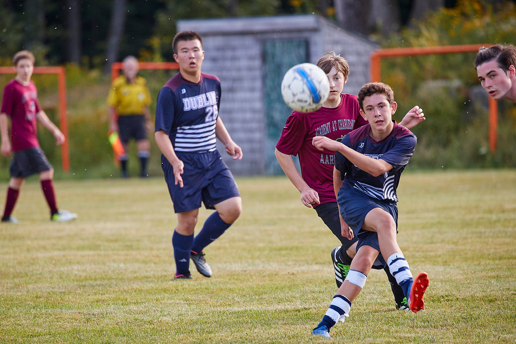 Boys Soccer 2017
