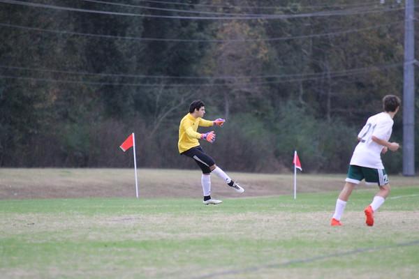 Boys Soccer (Copa)