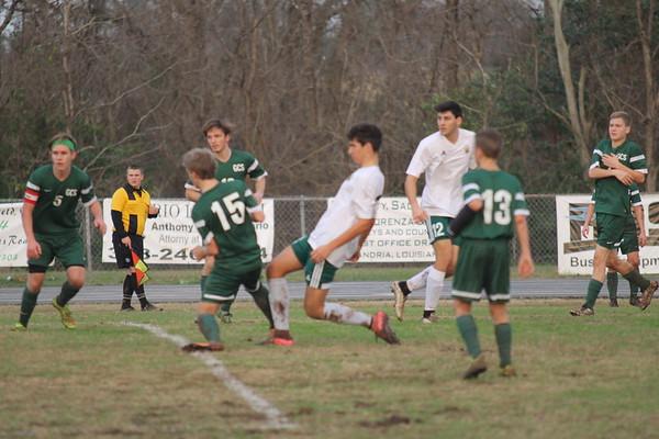Boys Soccer (Grace)