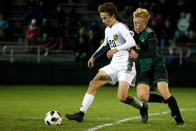District Semifinal Soccer