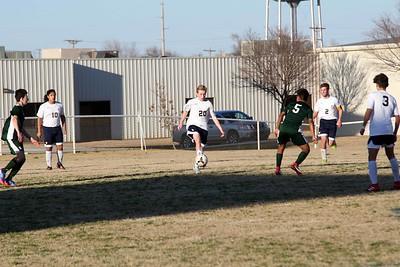 Boys Soccer vs. Harding Charter