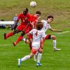 East Syracuse - Minoa vs Jamesville-DeWitt - Boys Soccer - Sept 12, 2019
