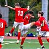 Jamesville-DeWitt vs Oswego - Boys Soccer - October 7, 2019