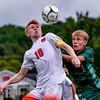 East Syracuse Minoa vs Fayetteville-Manlius - Boys Soccer - Sept 7, 2019