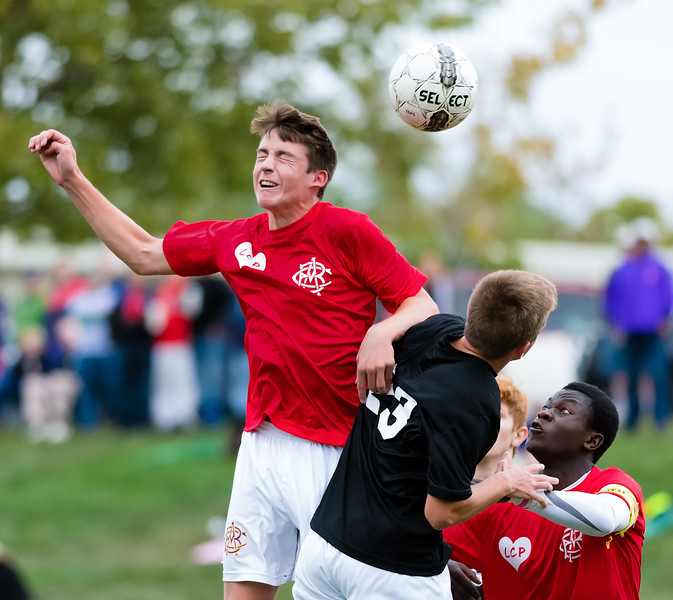 Christian Brothers Academy vs Fayetteville Manlius Oct 1, 2016
