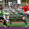 Fayetteville Manlius at Christian Brothers Academy  - Boys Soccer Sept 23, 2017