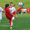 Cortland vs Jamesville-DeWitt - Boys Soccer - Aug 30, 2018
