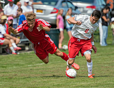 Syracuse- Section 3 Boys Soccer 2014
