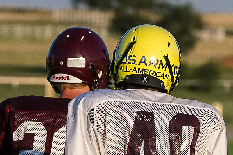 Antelope Football, 2014