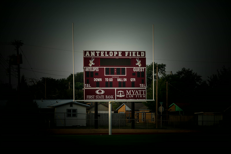 Antelope Football 2014