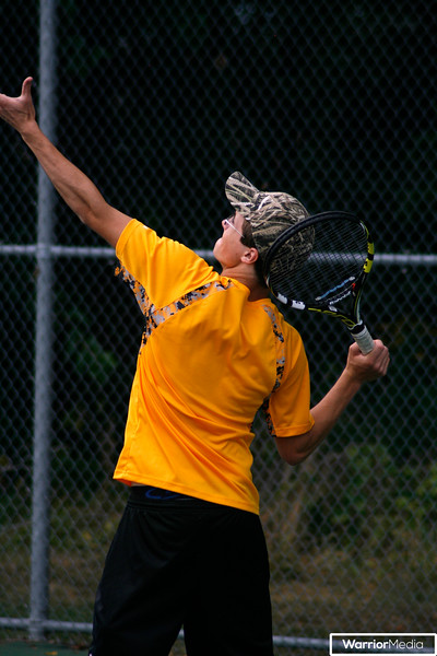 Boys Tennis vs. Fremont