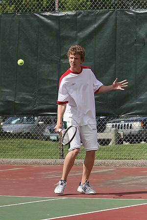 Tennis-CVU at Colchester 5/27/08