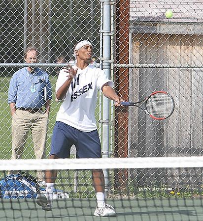 Tennis- South Burlington at Essex 5/5/08