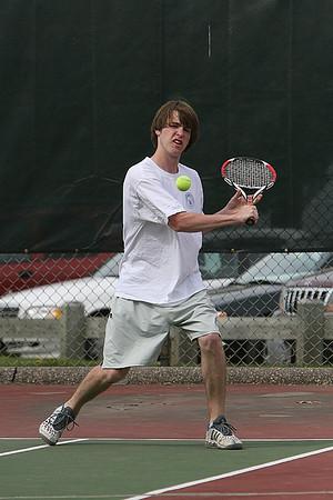 Tennis- South Burlington at Colchester 5/12/08