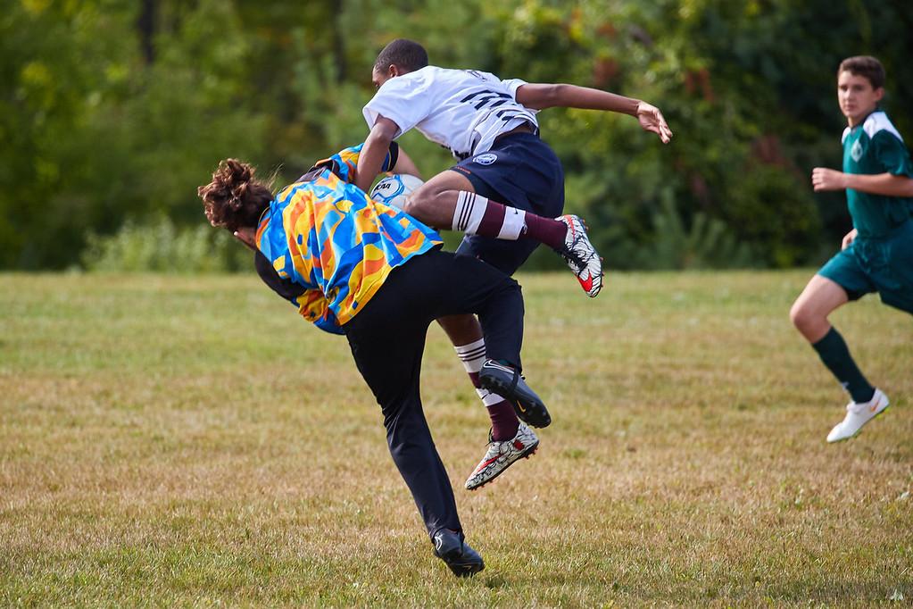 Boys Soccer 2016