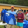 Tim Norton (organizer) with Megan Gaudet of Sterling<br /> <br /> Scott LaPrade photo