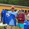 Tim Norton (organizer) with Megan Gaudet of Sterling<br /> <br /> Scott LaPrade photo