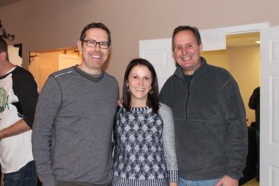 Scott Duhamel, Drew and Nancy Collom 1