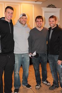 Matt Durand, Steve Maseda, Todd Charna, Ryan Sickle