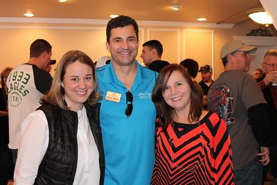 Amanda Courcy, Todd Hanus, Deidre Miller 1