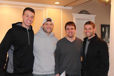 Matt Durand, Steve Maseda, Todd Charna, Ryan Sickle 1