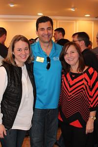 Amanda Courcy, Todd Hanus, Deidre Miller