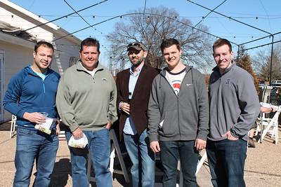 Daniel Espinosa, Randy Gomez, Lance Howell, Josh Huffman, Matt McGurgan 1
