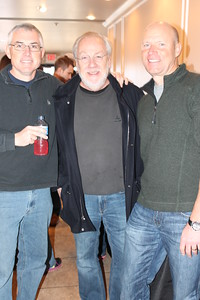 Tom McDonald, Jim Cartwright, Jim Pustinger