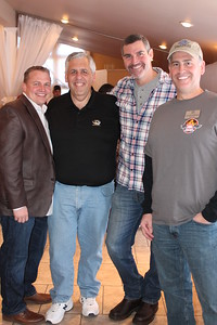 Mark Lewis, Paul Brunetti, Ted Fox, Stephen Beringer