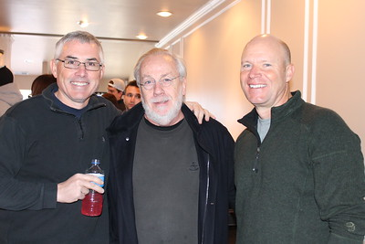 Tom McDonald, Jim Cartwright, Jim Pustinger 1