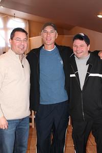 Jim Viccaro, Clay Fecht, Brian Lang