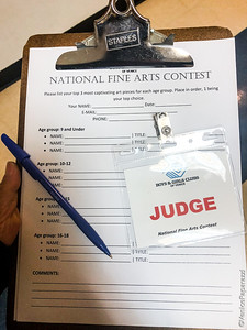 National Fine Arts Competition