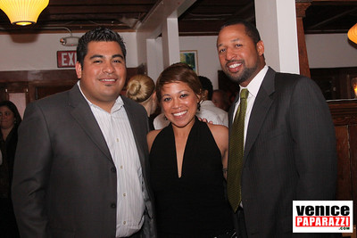 Armando, Aileen and Erikk -Venice Boys and Girls Club reception   Hosted by James' Beach   Photo by Venice Paparazzi (21)